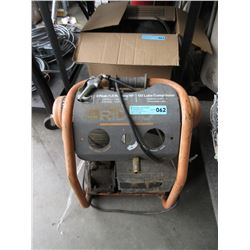 Construction Air Compressor