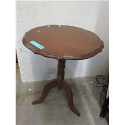 Vintage Solid Wood Accent Table