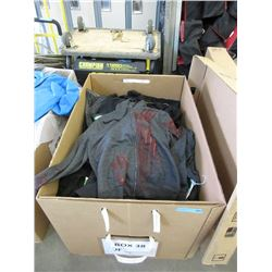 15 Cubic Foot Box of Shirts & Hoodies - Some Used