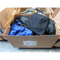 15 Cubic Foot Box of Assorted Jackets