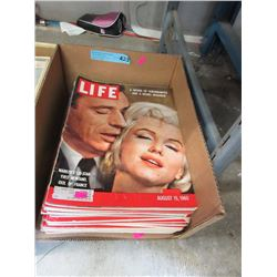 20 Vintage Life Magazines from the 1960s