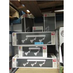 6 Assorted New Paulmann Light Fixtures