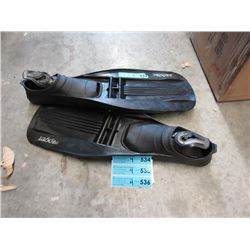 4 Pairs New Italian GSD Proget Scuba Fins