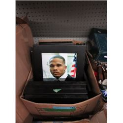 "Box of Photo Frames for 8"" x 10"" Pictures"