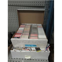 2 Boxes of Mixed Year Hockey Trading Cards