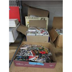 3 Boxes of Assorted Hockey Trading Cards