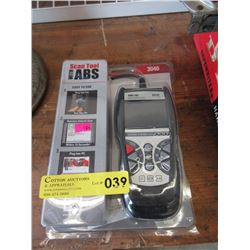 New Automotive Scan Tool with ABS