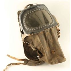WWII British Infant Gas Mask