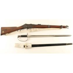 Enfield Martini-Henry Artillery Carbine