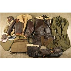 Army Air Force Lot