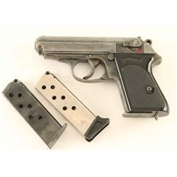 Walther PPK .32 ACP SN: 903318