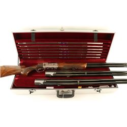 *Krieghoff K80 Two Barrel Set with Tubes