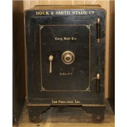 Antique Houk & Smith Stage Co Safe