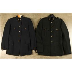 Royal Artillery Service Dress Uniform Coats