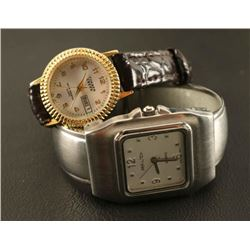 Lot of 2 Ladies Watches