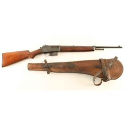 Winchester 1907 S.L. .351 Cal SN: 565