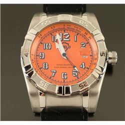 Mens Shield Waterproof Divers Watch
