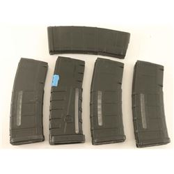Lot of (5) AR-15 Mags