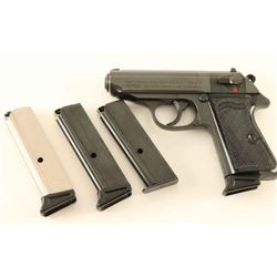 Walther PPK .380 ACP SN: 238658S