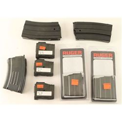 Lot of Mini-14/Mini 30 Mags