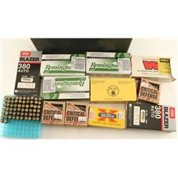 Lot of 380 Ammo