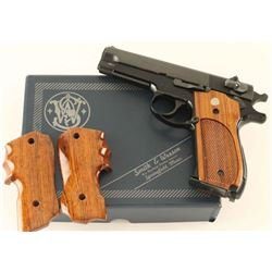 Smith & Wesson 39-2 9mm SN: A307992