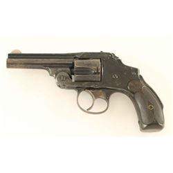 Smith & Wesson .38 Safety Hammerless #53743