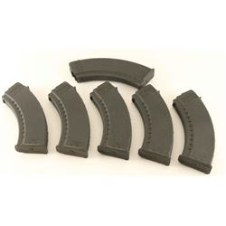 Lot of (6) AK-47 Mags