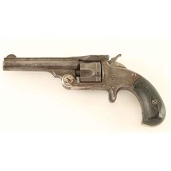 Smith & Wesson .32 Single Action SN: 70304