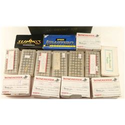 Lot of Mixed New & Reloads 9mm Ammo