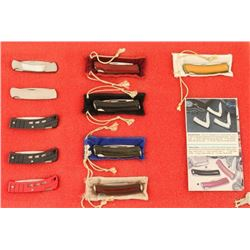 Collection of Buck Knives