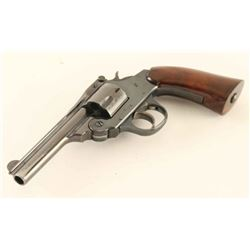 Iver Johnson Safety Automatic Hammer 38 S&W