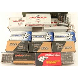 Lot of 40 Cal S&W Ammo
