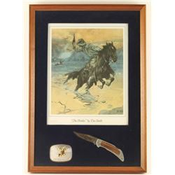 Framed Print with Accessories