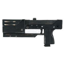 BLADE II (2002) - Blade's (Wesley Snipes) Stunt MAC-11 submachine Gun and Holster
