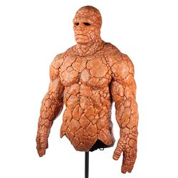 FANTASTIC 4: RISE OF THE SILVER SURFER (2007) - Thing's (Michael Chiklis) Head-And-Torso Costume