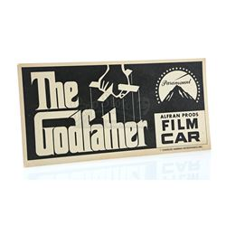 THE GODFATHER (1972) - Film Car Placard