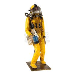 JAMES BOND: FOR YOUR EYES ONLY (1981) - James Bond (Roger Moore) Scuba Diver Model Miniature
