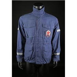 JAMES BOND: THE WORLD IS NOT ENOUGH (1999) - Renard's (Robert Carlyle) Nuclear Silo Jacket