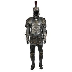 KING ARTHUR (2004) - King Arthur's (Clive Owen) Suit of Armour