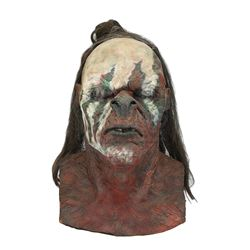THE LORD OF THE RINGS (2001-2003) - Uruk-hai Final Make-Up Test Bust