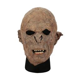 THE LORD OF THE RINGS (2001-2003) - Prosthetic Orc Mask and Teeth