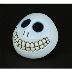 THE NIGHTMARE BEFORE CHRISTMAS (1993) - Barrel's Stop-Motion Mask Puppet Face