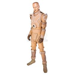 RED DWARF (TV 1988-) - Kryten's (Robert Llewellyn) 'Naked' Costume