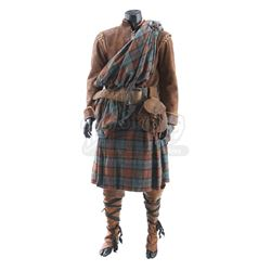 ROB ROY (1995) - Rob Roy MacGregor's (Liam Neeson) Coat and Kilt Costume