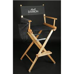 SAVING PRIVATE RYAN (1998) - Matt Damon's Directors Chair