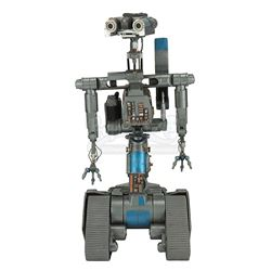 SHORT CIRCUIT 2 (1988) - Miniature Johnny 5 Robot Model