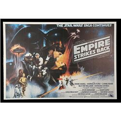 STAR WARS: THE EMPIRE STRIKES BACK (1980) - UK Style A Quad