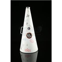 INDUSTRIAL LIGHT & MAGIC - Autographed Megaphone