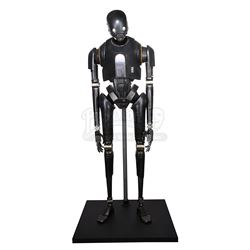 STAR WARS: ROGUE ONE: A STAR WARS STORY (2016) - K-2SO Droid Exhibition Display